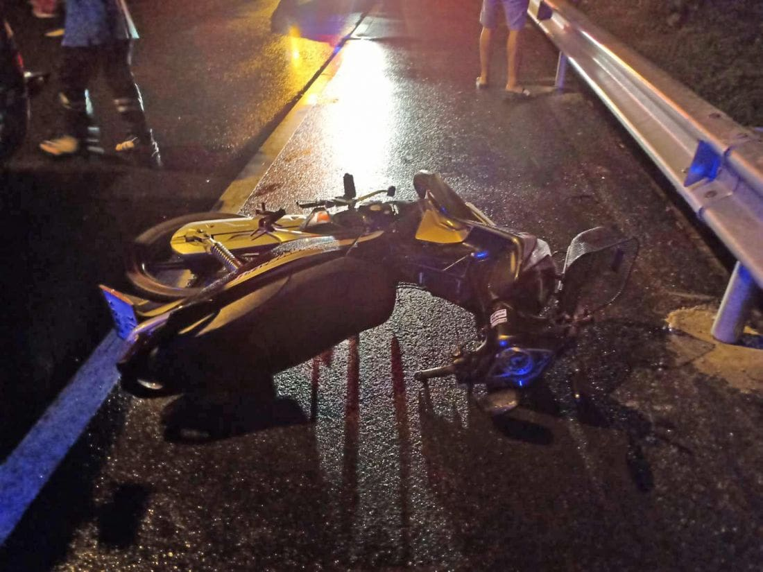 German man dies in Phuket motorcycle crash | News by The Thaiger