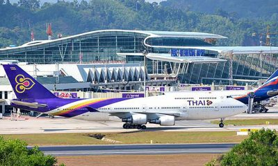 Phuket airport numbers soar, despite the sag in the second half of 2018 | The Thaiger