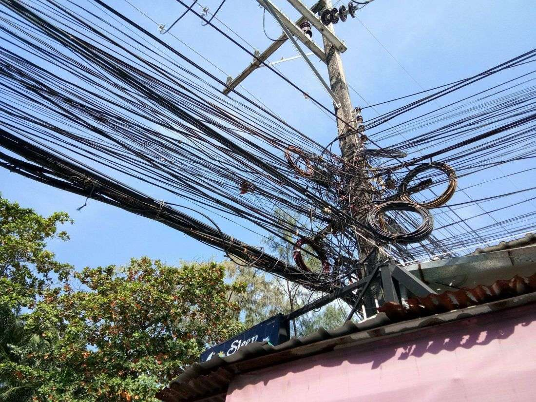 25 year old electrical contractor electrocuted in Chalong, Phuket | The Thaiger