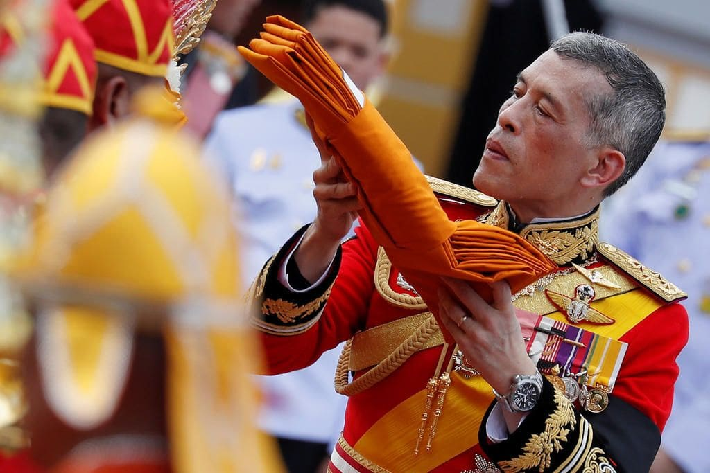 Royal Coronation schedule takes shape | The Thaiger