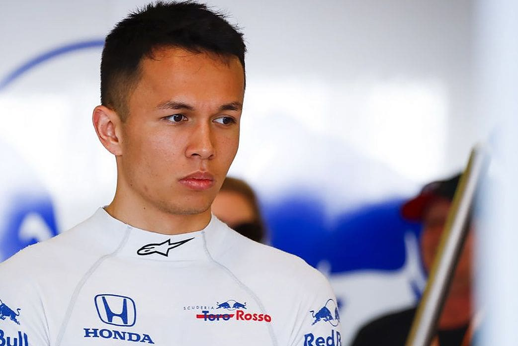 Thai driver puts in an excellent weekend at Australian GP finishing 14th | The Thaiger