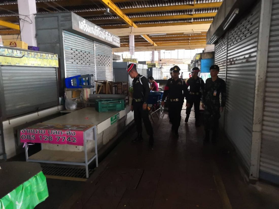 Security stepped up in Phuket in the wake of Satun and Patthalung bombs | News by The Thaiger