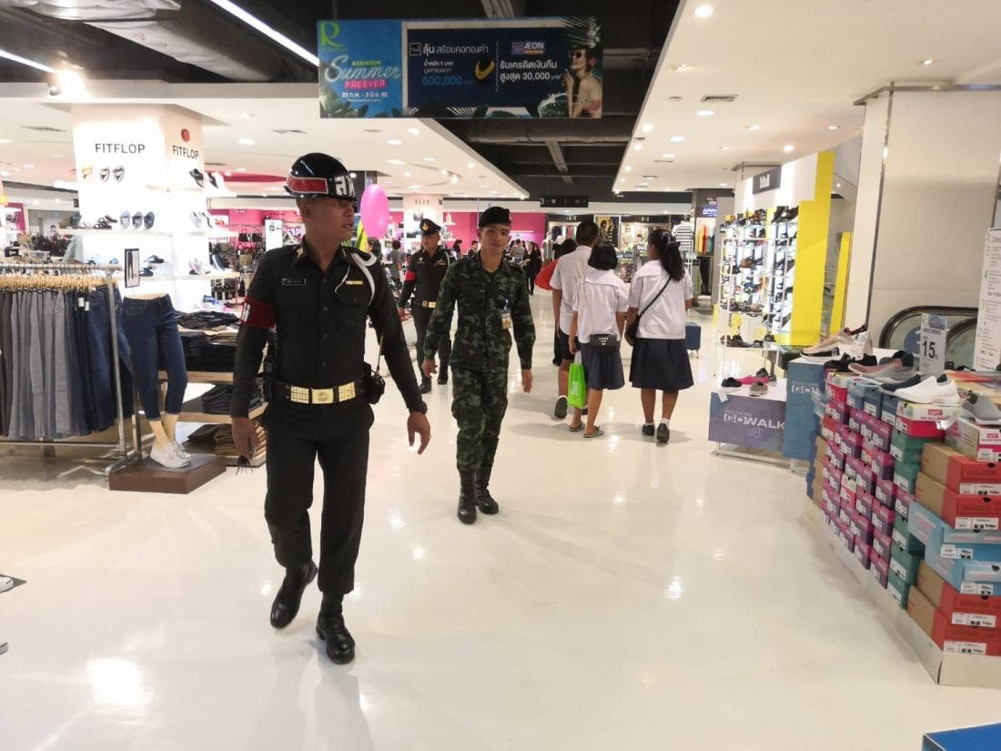 Security stepped up in Phuket in the wake of Satun and Patthalung bombs | News by Thaiger