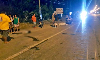 French man and two others killed in Rawai motorbike accident, Phuket | The Thaiger