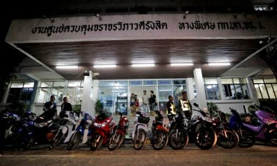 94 motorcycles seized, 88 arrested – BKK road racing clampdown | The Thaiger