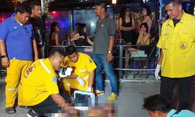 Man stabbed at a Chon Buri karaoke lounge | The Thaiger