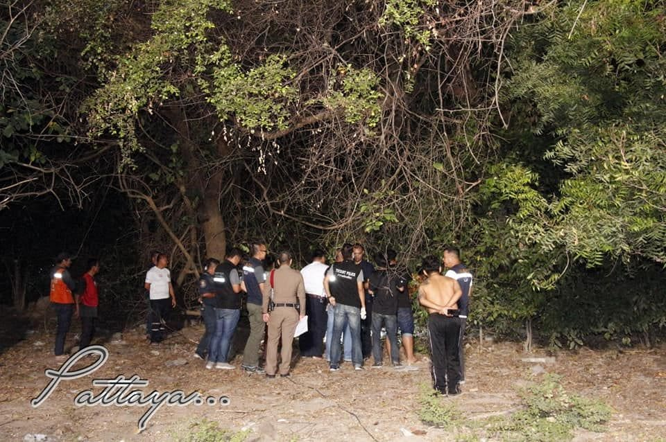 Foreigner found hanged from tree in Pattaya | The Thaiger