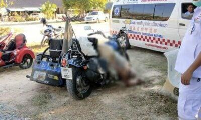 Finnish man found dead on chopper in Pattaya | The Thaiger