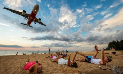 Phuket's aircraft selfies to be moved from end of runway | The Thaiger