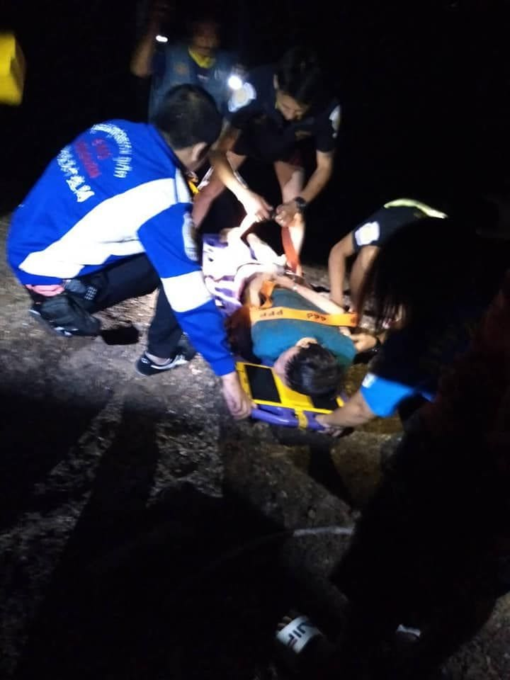 Drunk woman recovered from lagoon in Rassada | News by The Thaiger