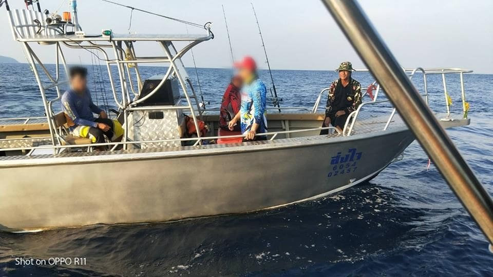 Three fined for fishing illegally in the Mu Koh Similan National Park | The Thaiger
