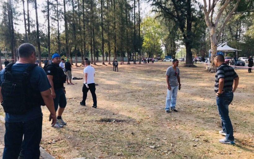 Phuket Town Beauty spa shooter kills himself in Saphan Hin | News by Thaiger