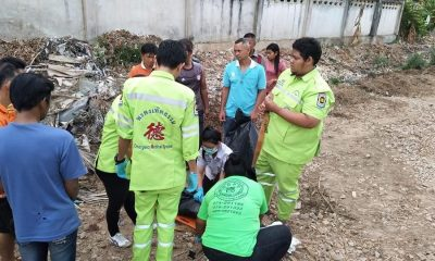 Boy killed by train while playing on his mobile phone in Songkhla | The Thaiger