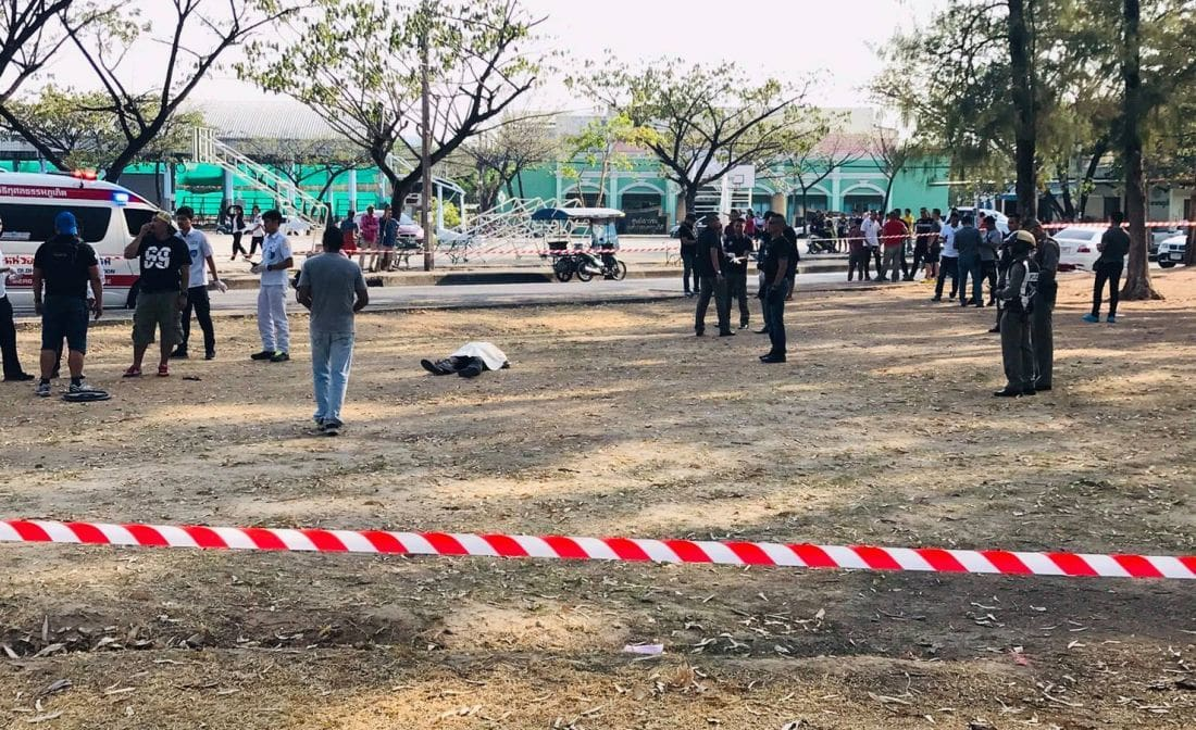 Phuket Town Beauty spa shooter kills himself in Saphan Hin | The Thaiger