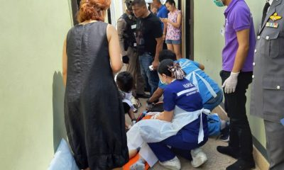 Two shot in Phuket Town beauty spa this morning | The Thaiger