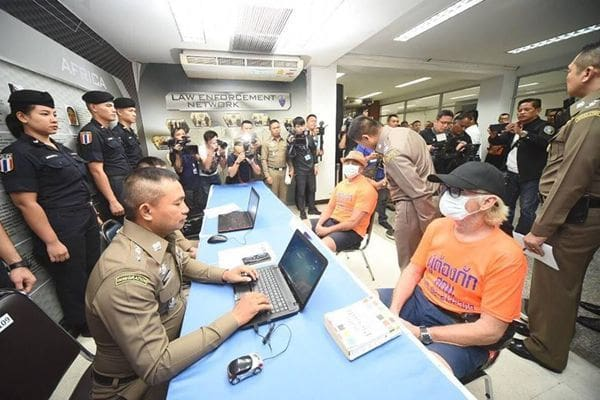 Guyanese arrested over 'magic' bank note scam in Phuket | The Thaiger