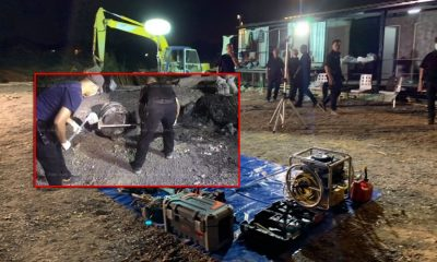 หนุ่มร้านก่อสร้าง ถูกฆ่าโหดยัดถัง 200 ลิตร ฝังกลบดินใกล้ที่ทำงาน คาดคนใกล้ชิด   The Thaiger