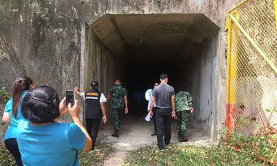 "The Koh Samui tunnel – ""it definitely had all the proper documentation"" 