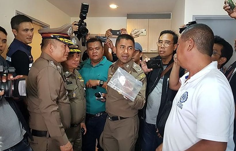 Four South Koreans arrested over illegal online gambling business in Pattaya | The Thaiger