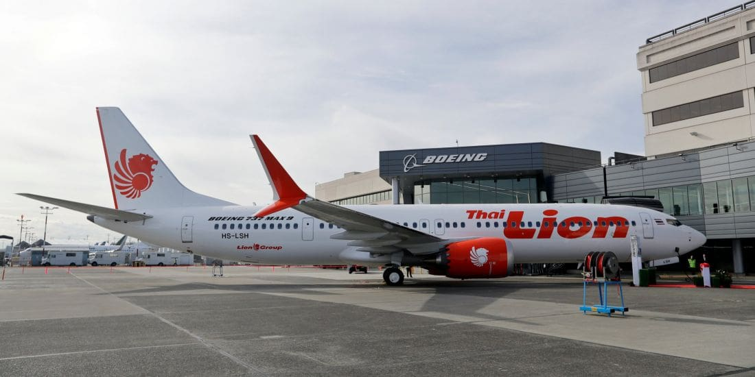 UPDATE: Regulators ground the Boeing 737 Max 8, but not in Thailand