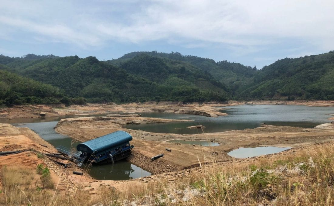 Roll out the water trucks - Phuket's water runs low | News by Thaiger
