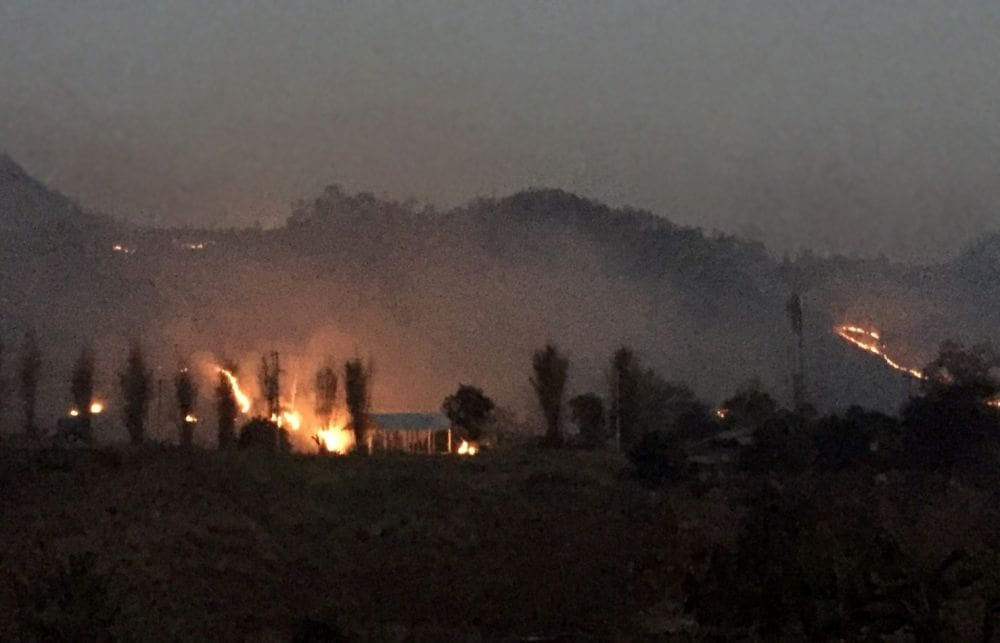 Day One of burning ban – Chiang Mai still choking on poor air quality | The Thaiger
