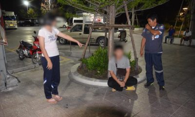 Attempted rape of 16 year old in Chon Buri petrol station toilet | The Thaiger