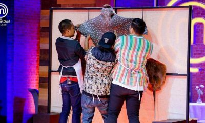 Is cooking endangered rays on 'MasterChef Thailand' OK? | The Thaiger