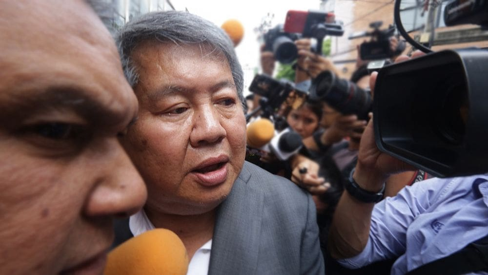 Premchai verdict and prison sentence comes just 5 days before the election   The Thaiger