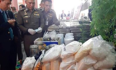 American man and Thai woman arrested in Chiang Mai cannabis factory raids | The Thaiger