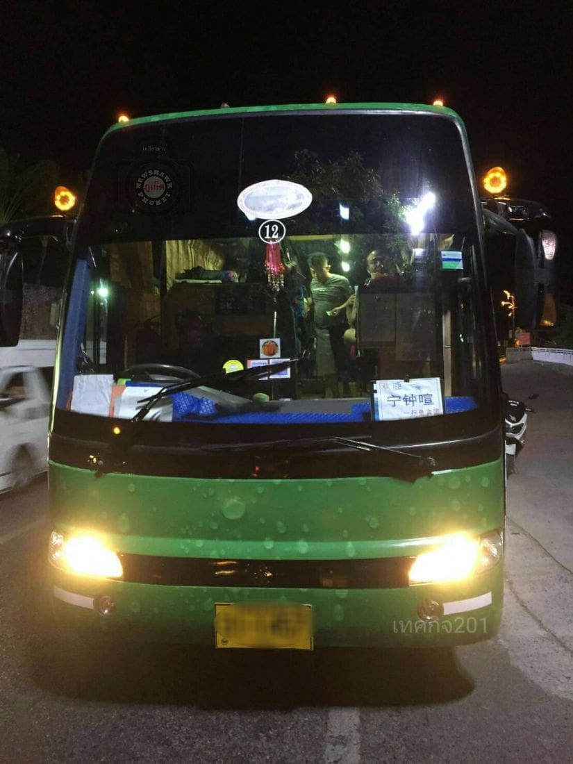 Bus driver fined after dropping oil on Patong Hill - VIDEO | News by The Thaiger