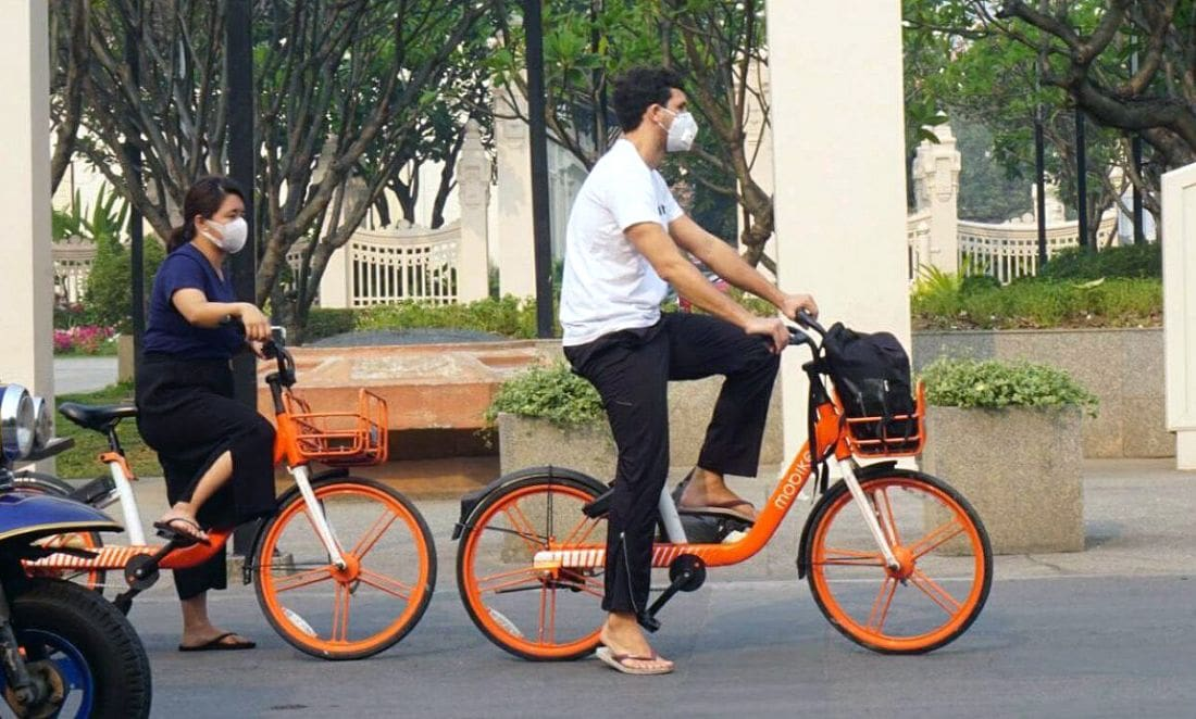 Specialist clinics for pollution-related symptoms to be set up around the country   The Thaiger