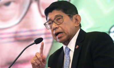 Deputy PM Wissanu Krea-ngam disses Pheu Thai 'coalition' | The Thaiger