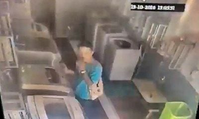Chiang Mai panty sniffer nabbed | The Thaiger