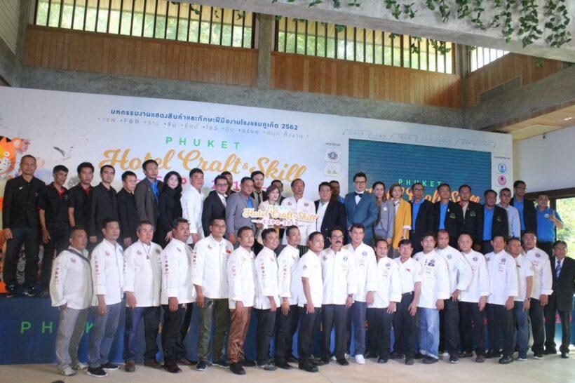 ยิ่งใหญ่ Phuket Hotel Craft & Skill Expo 2019 มหกรรมงานแสดงสินค้าและทักษะฝีมืองานโรงแรมที่ภูเก็ต | News by The Thaiger
