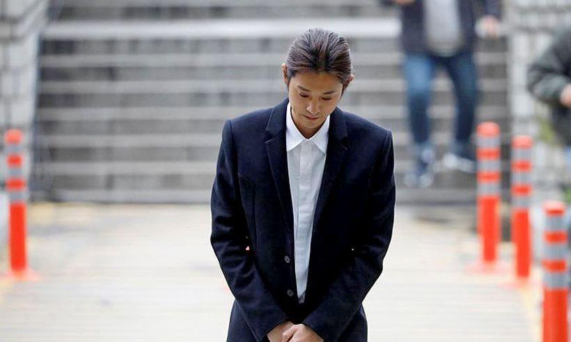 K-Pop star arrested over sex tape scandal | The Thaiger