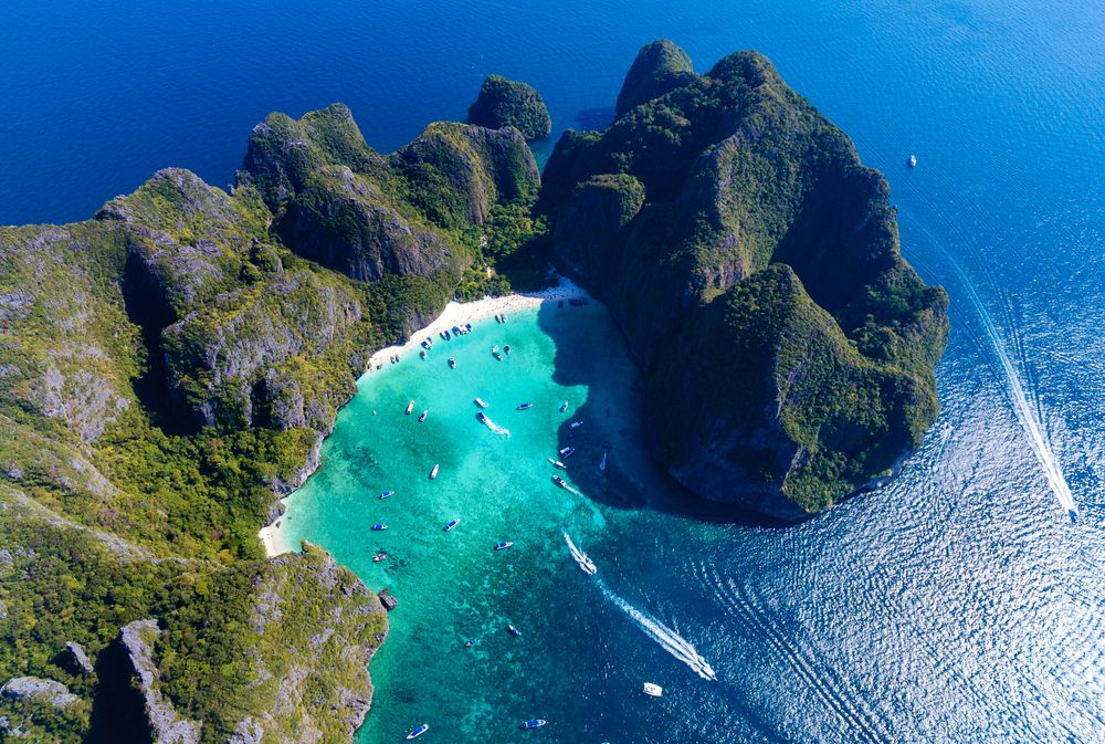 Maya Bay – no plans to re-open The Beach | The Thaiger