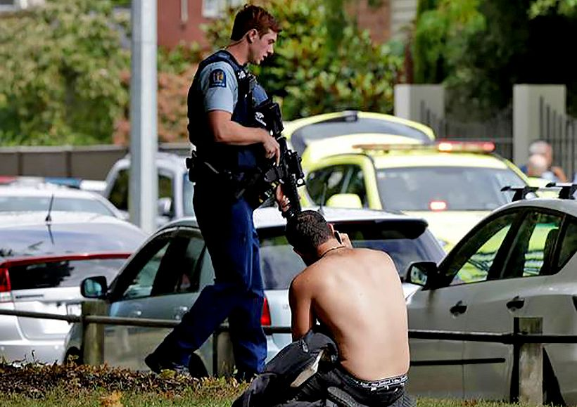 Christchurch mosque massacre: 40 killed in mass shootings | News by The Thaiger