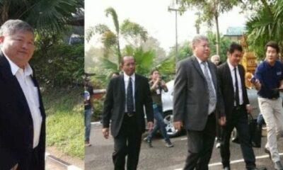 'เปรมชัย' เดินทางถึงศาลทองผาภูมิ เครียดฟังคำพิพากษาตัดสินคดีเสือดำ | The Thaiger