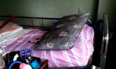 กลัวเป็นภาระครอบครัว ชายถูกรถทับพิการ ผูกคอตายกับเตียงคนไข้ดับ | The Thaiger