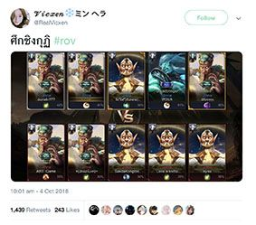 4 ways Thais use Twitter. Which one are you? | News by The Thaiger