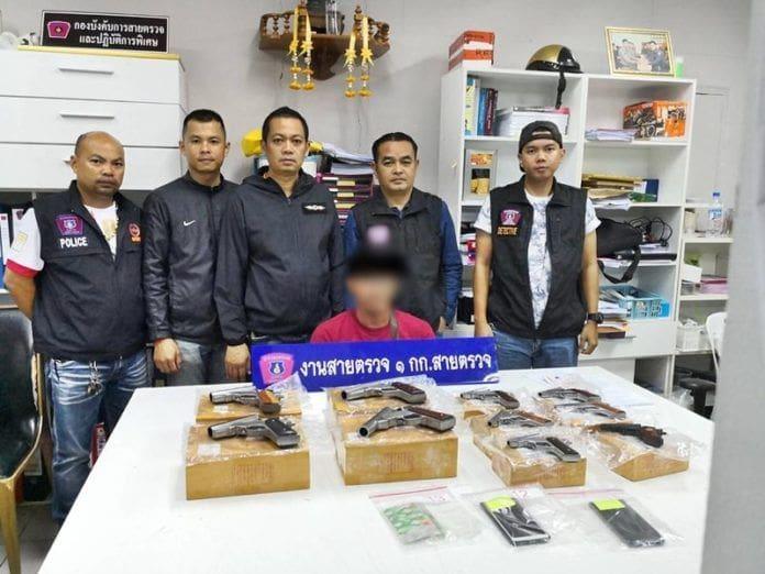 รวบอดีตหนุ่มโรงกลึงหัวใส ทำปืนไทยประดิษฐ์ขายผ่านออนไลน์ ส่งง่าย รายได้ดี | News by The Thaiger
