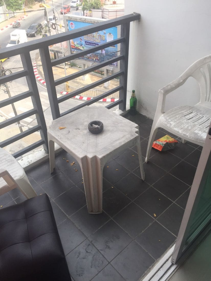 Russian woman dies after falling from fourth floor in Patong | News by The Thaiger