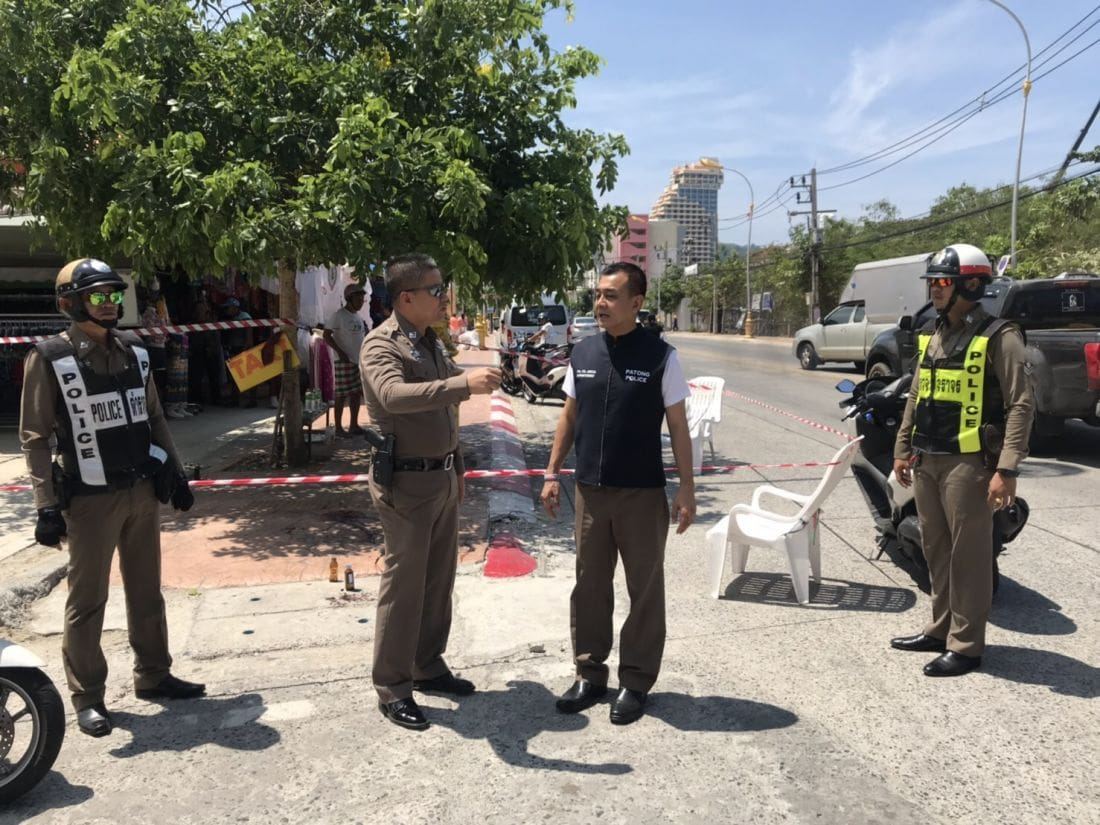 UPDATE: Arrest warrant issued for Patong taxi driver killer | News by Thaiger