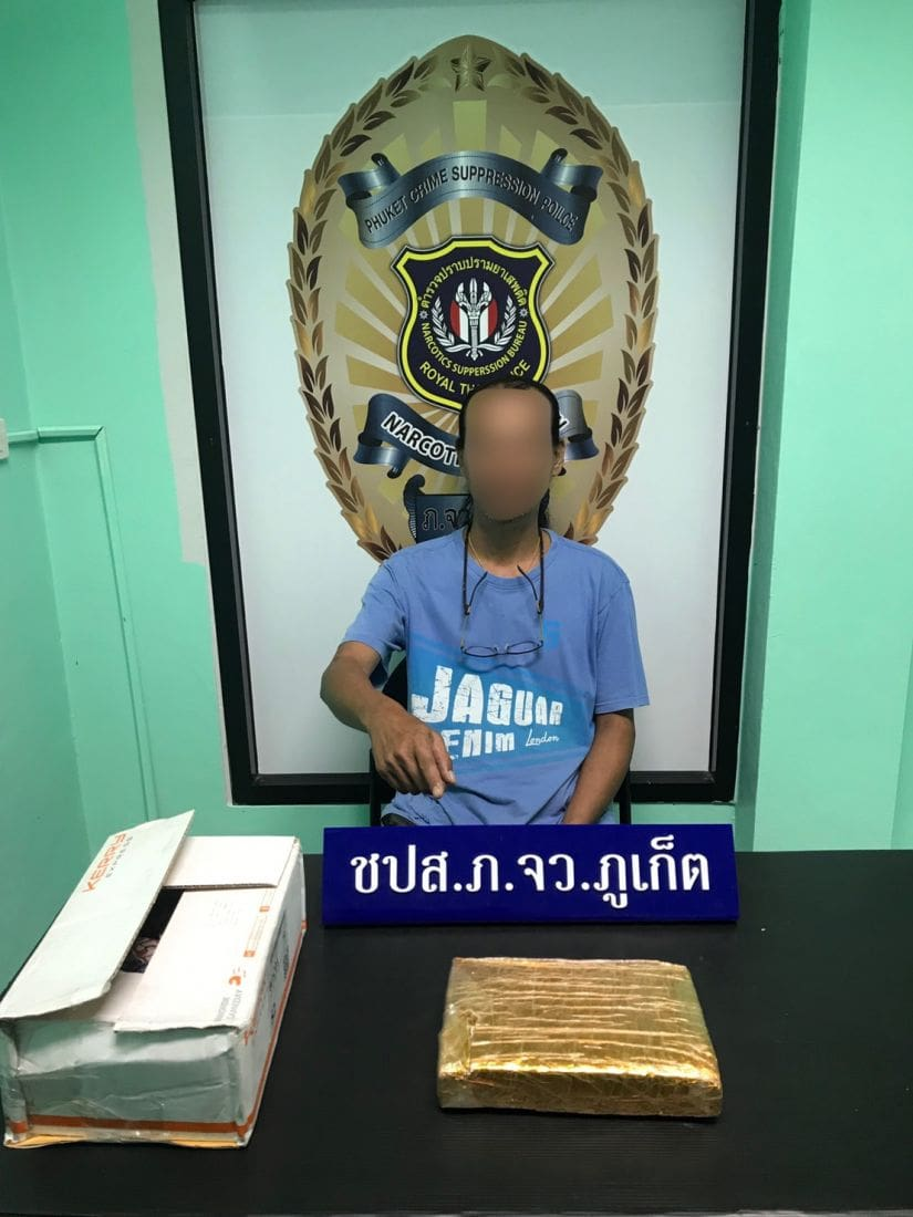 Fourteen kilograms of marijuana seized in pre-Songkran drug crackdowns | News by The Thaiger