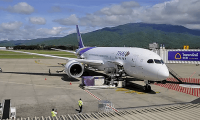 Flight attendant alleges he was assaulted by Thai Airways captain | The Thaiger