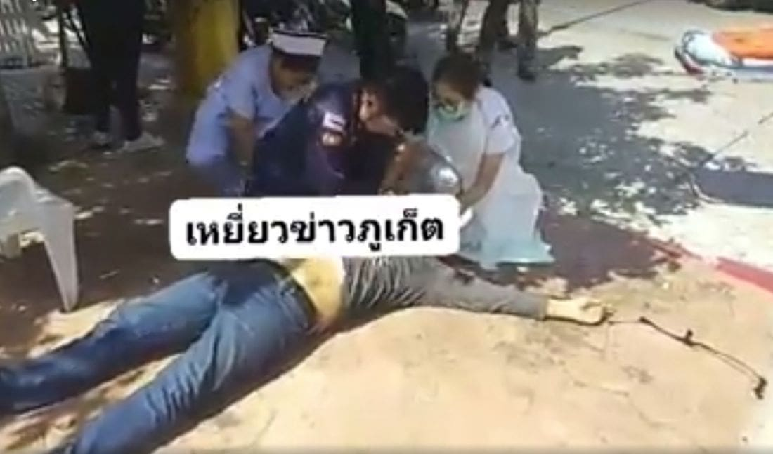UPDATE: Taxi driver shot dead in Patong | News by Thaiger