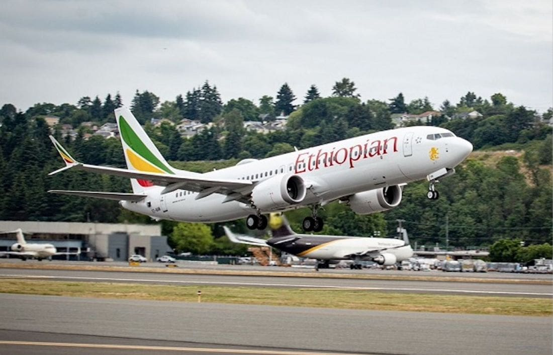 Ethiopian Airlines crash – a second new Boeing 737 falters after take off | The Thaiger
