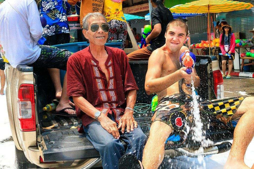 Head to Chiang Mai for Songkran - getting wet with a northern touch | News by The Thaiger