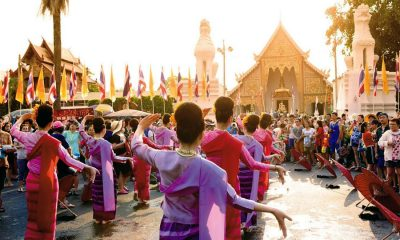 Head to Chiang Mai for Songkran – getting wet with a northern touch | The Thaiger